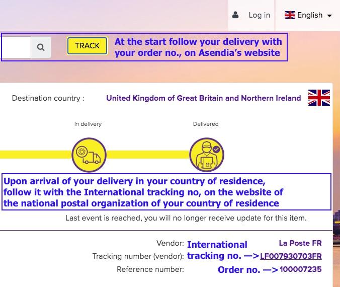 Magicsim international tracking number