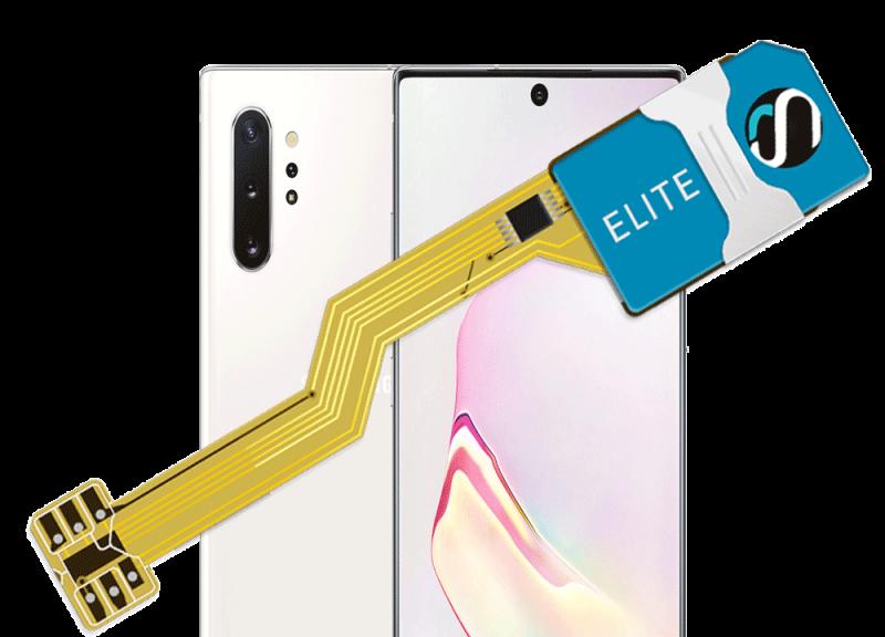 MAGICSIM Elite - Samsung Galaxy Note 10 dual sim adapter - product