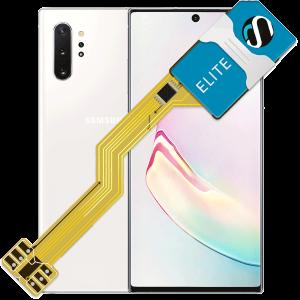 MAGICSIM Elite - Samsung Galaxy Note 10+ dual sim adapter - featured