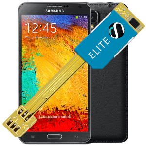 MAGICSIM Elite - Samsung Galaxy Note 3 dual sim adapter - featured