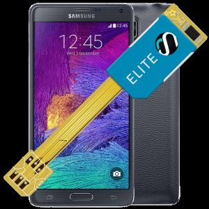 MAGICSIM Elite - Samsung Galaxy Note 4 dual sim adapter - featured