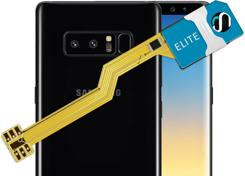MAGICSIM Elite - Samsung Galaxy Note 7 dual sim adapter - product