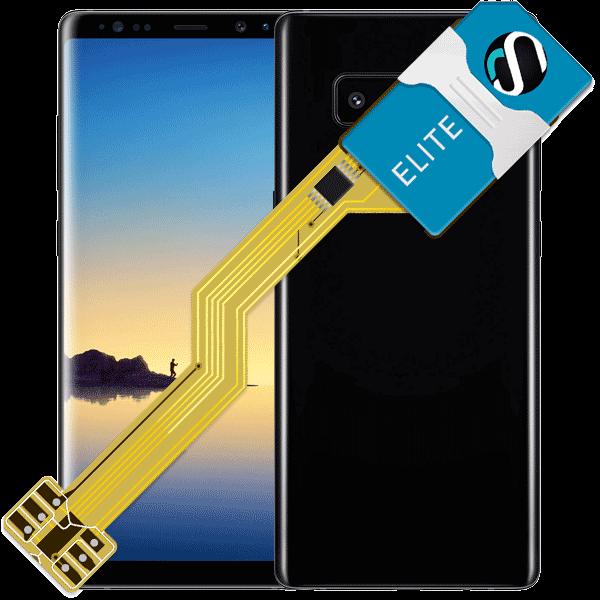 MAGICSIM Elite - Samsung Galaxy Note 7 dual sim adapter - featured
