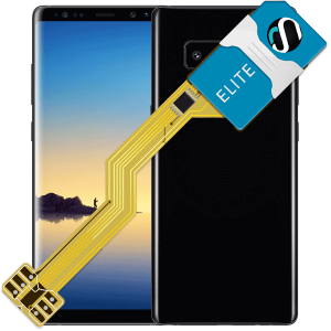 MAGICSIM Elite - Samsung Galaxy Note 8+ dual sim adapter - featured