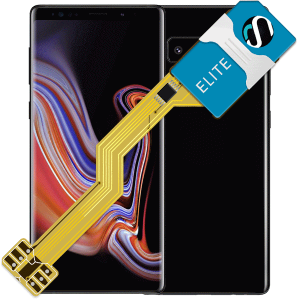 MAGICSIM Elite - Samsung Galaxy Note 9 dual sim adapter - featured