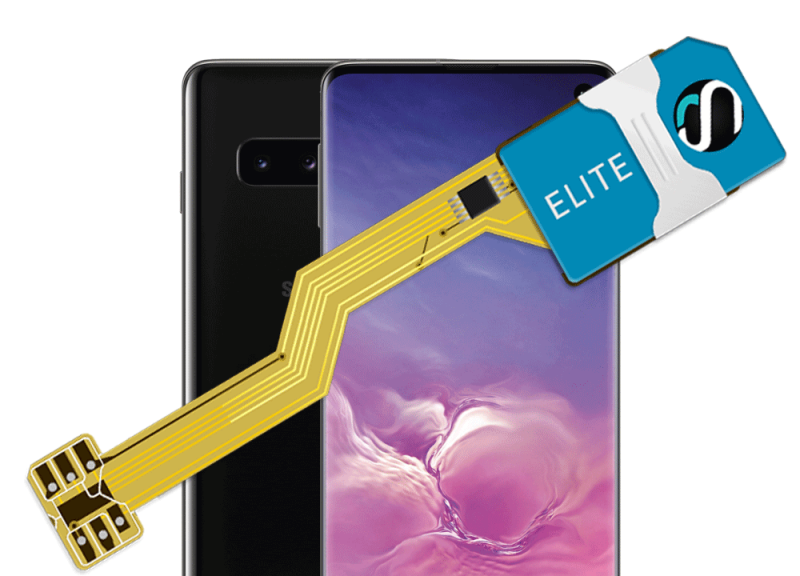 MAGICSIM Elite - Samsung Galaxy S10 dual sim adapter - product