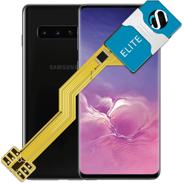 MAGICSIM Elite - Samsung Galaxy S10 dual sim adapter - featured