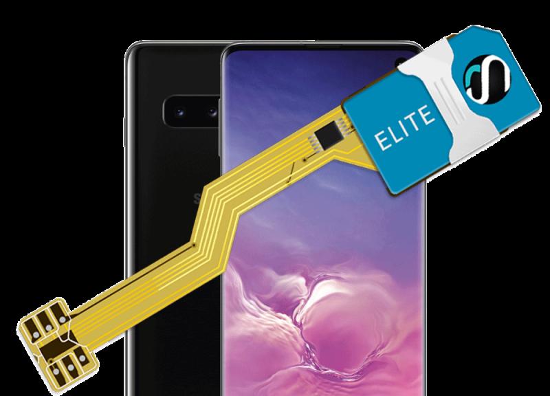 MAGICSIM Elite - Galaxy S10+ dual sim adapter - product