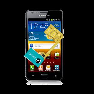 MAGICSIM Elite - Samsung Galaxy S2 dual sim adapter - featured