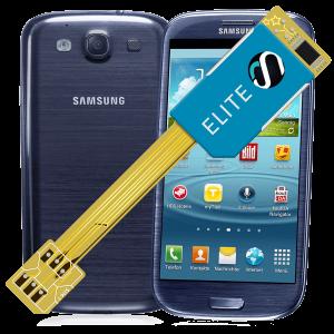 MAGICSIM Elite - Samsung Galaxy S3 dual sim adapter - featured