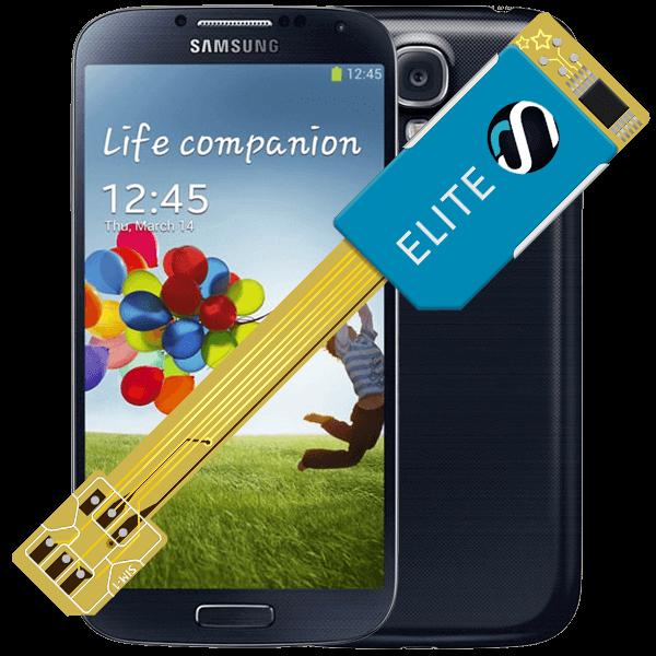MAGICSIM Elite - Samsung Galaxy S4 dual sim adapter - featured