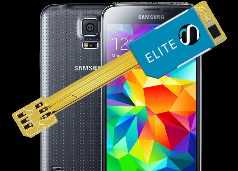 MAGICSIM Elite - Samsung Galaxy S5 dual sim adapter - product