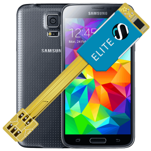 MAGICSIM Elite - Samsung Galaxy S5 dual sim adapter - featured