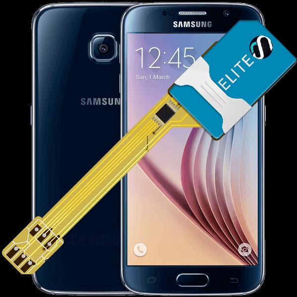 MAGICSIM Elite - Samsung Galaxy S6 dual sim adapter - featured
