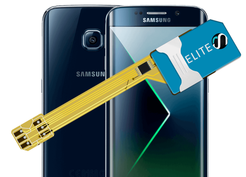 MAGICSIM Elite - Galaxy S6 Edge dual sim adapter - product