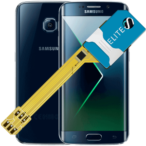 MAGICSIM Elite - Galaxy S6 Edge dual sim adapter - featured