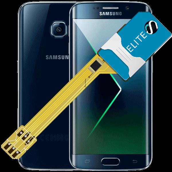 MAGICSIM Elite - Samsung Galaxy S6 Edge dual sim adapter - featured