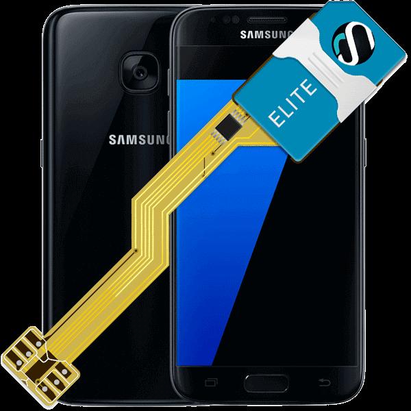 MAGICSIM Elite - Samsung Galaxy S7 dual sim adapter - featured