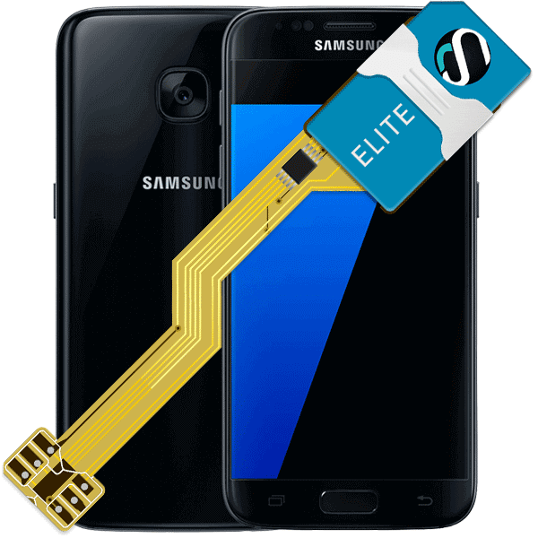 MAGICSIM Elite - Samsung Galaxy S7 Edge dual sim adapter - featured