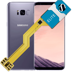 MAGICSIM Elite - Samsung Galaxy S8 dual sim adapter - featured