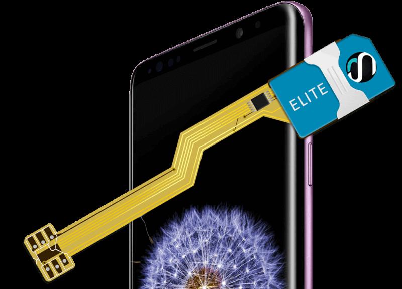 MAGICSIM Elite - Galaxy S9+ dual sim adapter - product