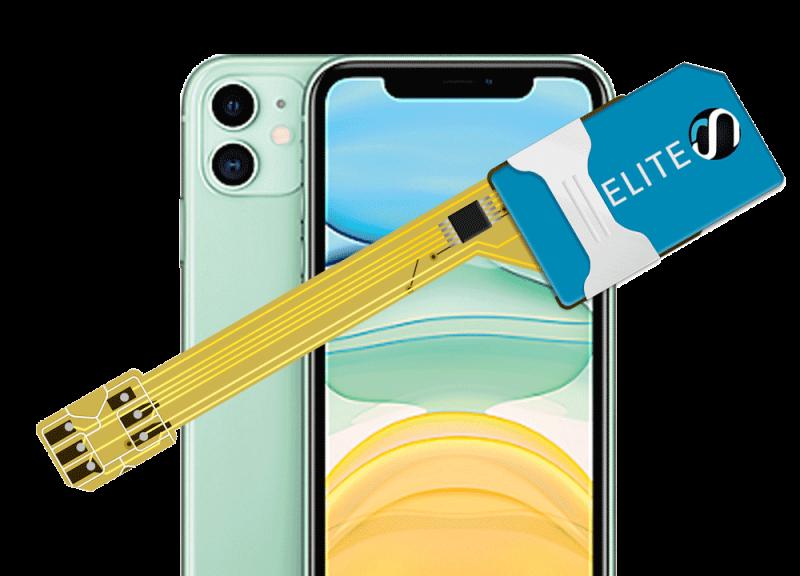 MAGICSIM Elite - iPhone 11 dual sim adapter - product