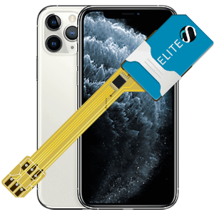 MAGICSIM Elite - iPhone 11 Pro dual sim adapter - featured
