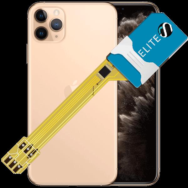 MAGICSIM Elite - iPhone 11 Pro Max dual sim adapter - featured