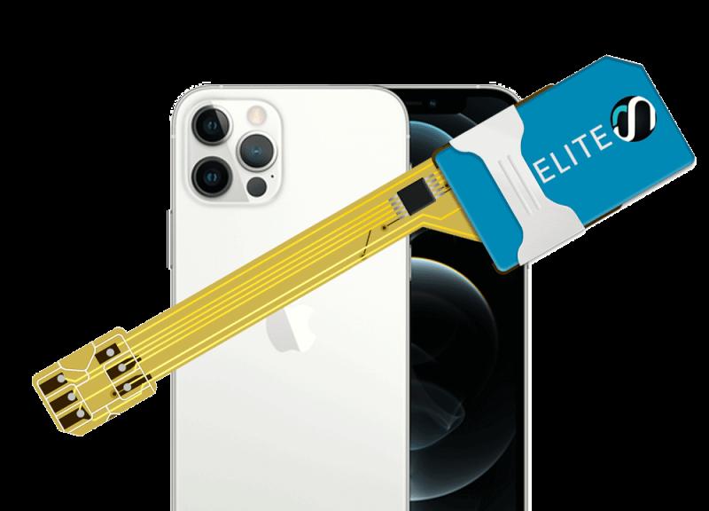 MAGICSIM Elite - iPhone 12 Pro dual sim adapter - producto