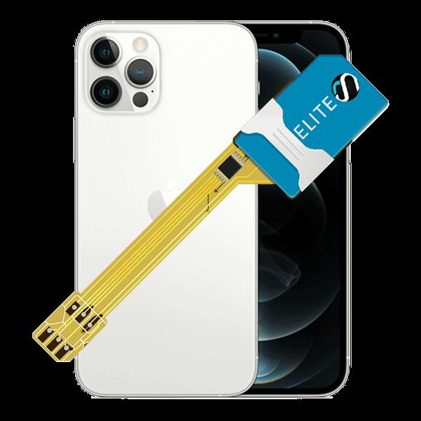 MAGICSIM Elite - iPhone 12 Pro dual sim adapter - featured
