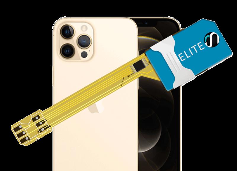 MAGICSIM Elite - iPhone 12 Pro Max dual sim adapter - product