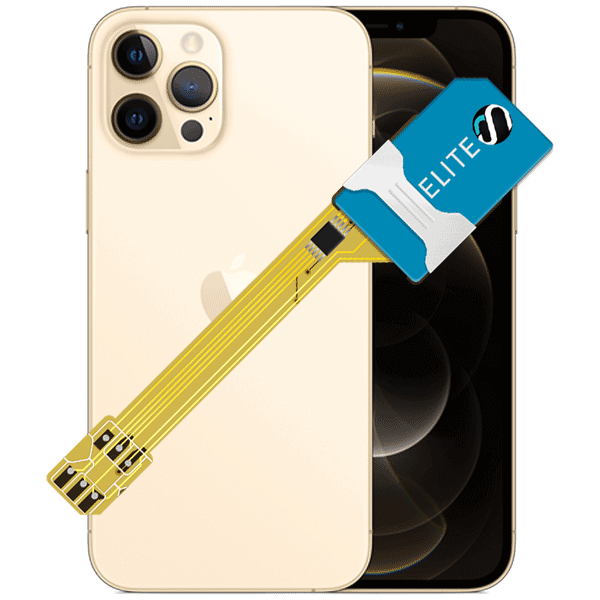 MAGICSIM Elite - iPhone 12 Pro Max dual sim adapter - featured