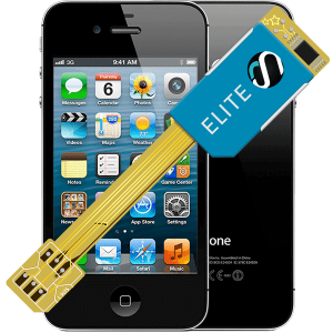MAGICSIM Elite - iPhone 4/4S dual sim adapter - featured