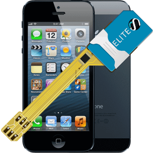 MAGICSIM Elite - iPhone 5 dual sim adapter - featured