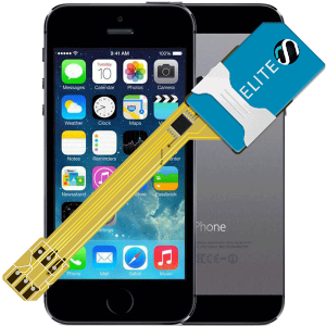 MAGICSIM Elite - iPhone 5S dual sim adapter - featured