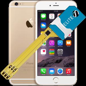 MAGICSIM Elite - iPhone 6 dual sim adapter - featured