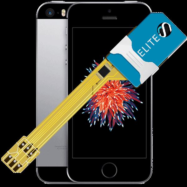 MAGICSIM Elite - iPhone SE (2016) dual sim adapter - featured