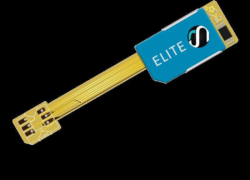 MAGICSIM Elite - Micro SIM dual sim adapter - product