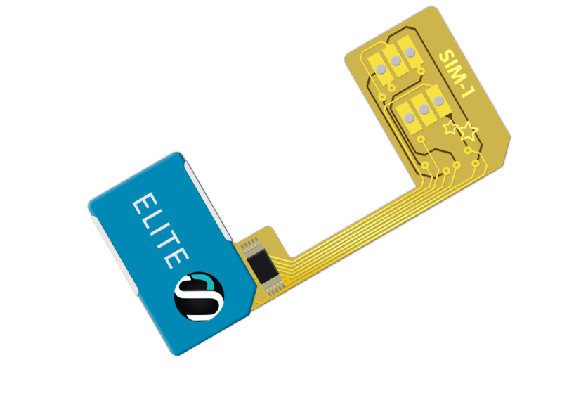 MAGICSIM Elite - NO CUT A model dual sim adapter - product