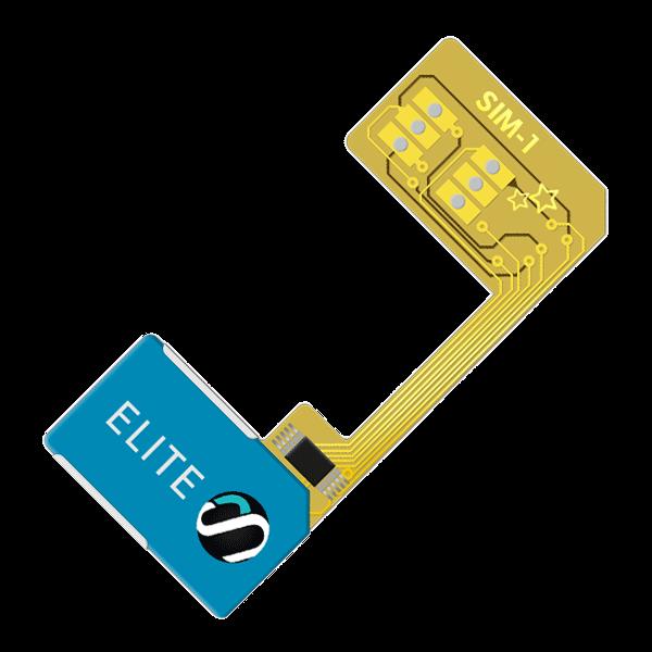 MAGICSIM Elite - NO CUT A model dual sim adapter - featured