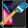 MAGICSIM Elite - iPhone 8+ dual sim adapter - destacado